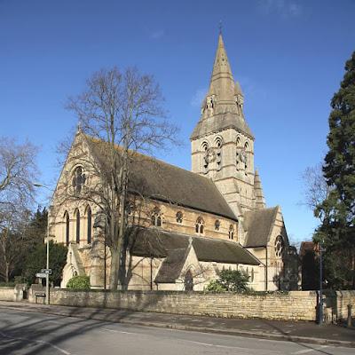 SS Philip and James Parish Church