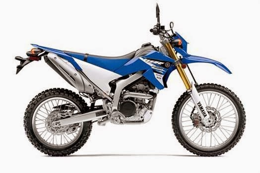 All New Yamaha WR250R