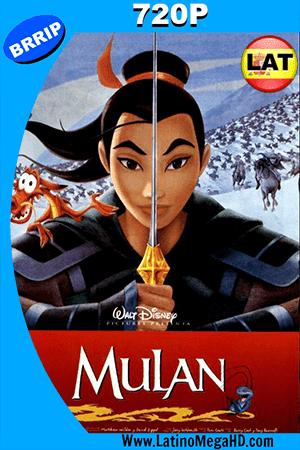 Mulan (1998) Latino HD 720p ()