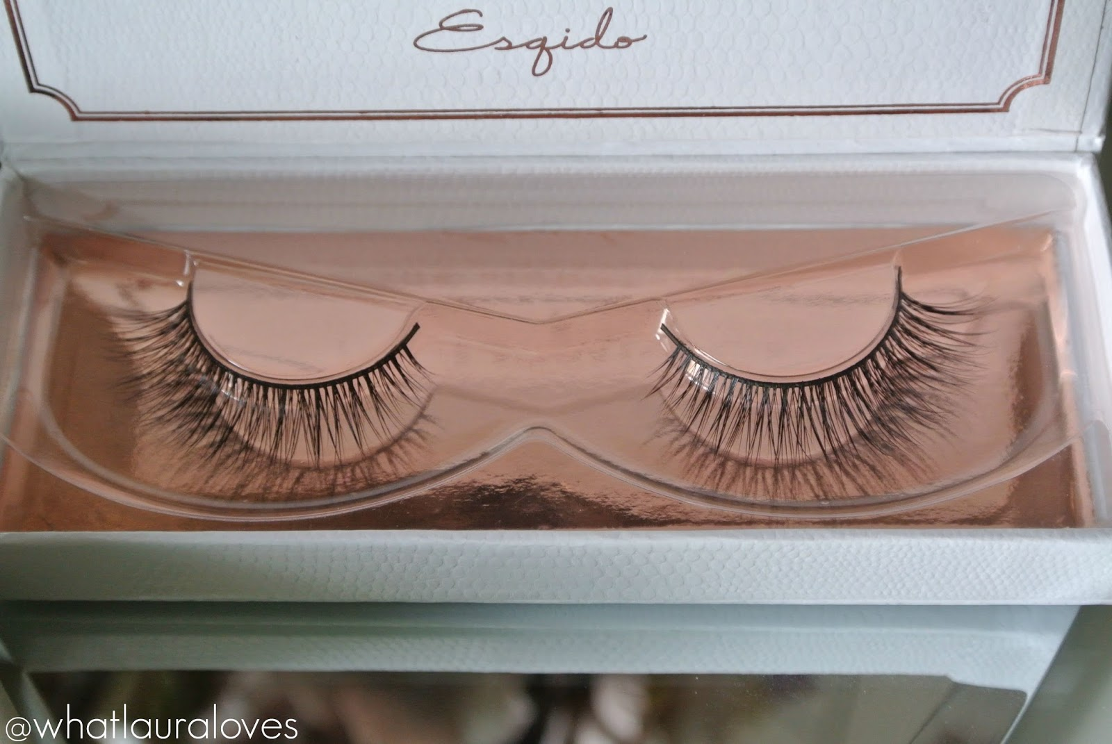 a68d9332f6c ESQIDO | My Favourite False Lashes EVER - WhatLauraLoves
