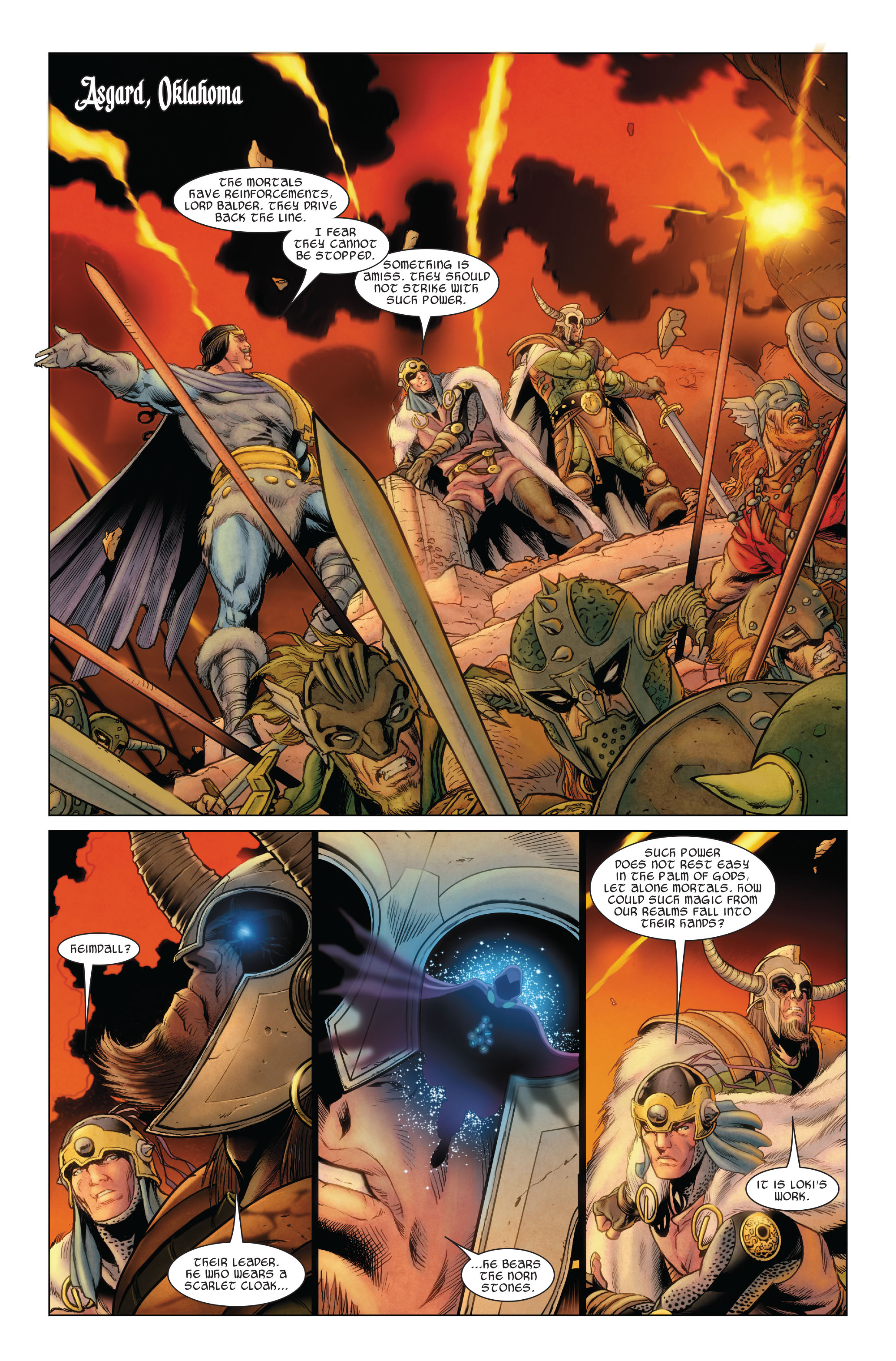 Thor (2007) Issue #608 #21 - English 3