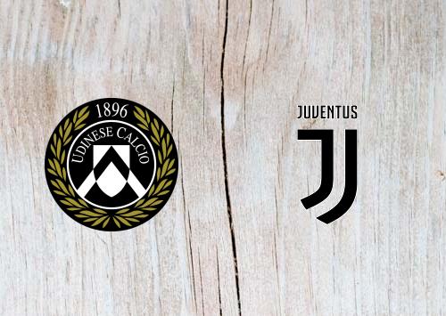 Udinese vs Juventus Full Match & Highlights 06 October 2018