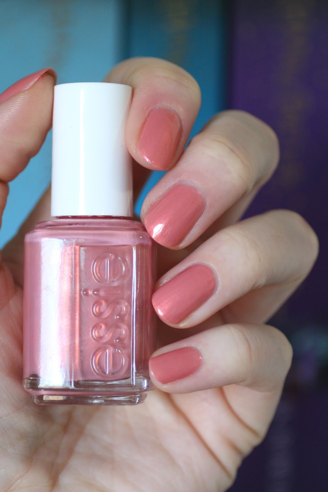 Essie Rose Comparison : Eternal Optimist, Fun In the Gondola, Stitch ...