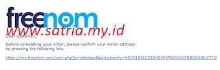 Domain Gratis dari Freenom