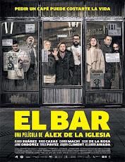 pelicula El bar (2017)