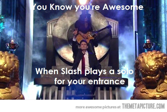 you know youre awesome