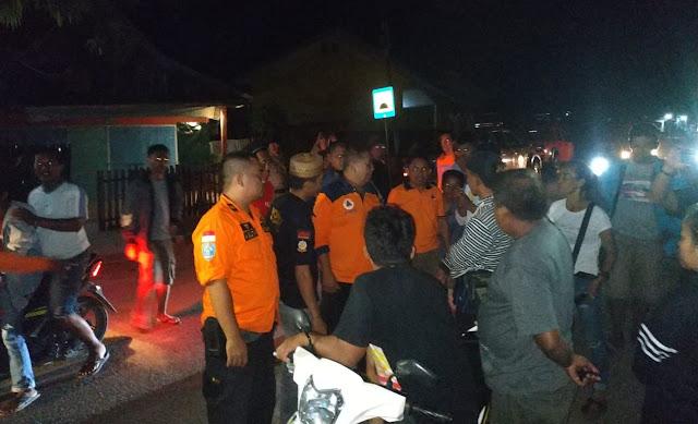 Gempa di Sinjai, Warga Bone Panik dan Mengungsi