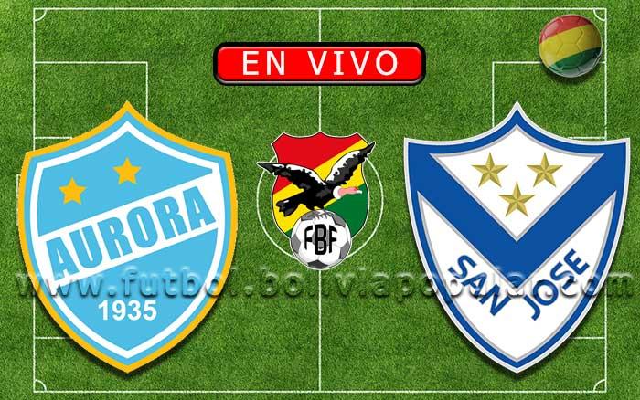 【En Vivo】Aurora vs. San José - Torneo Clausura 2019