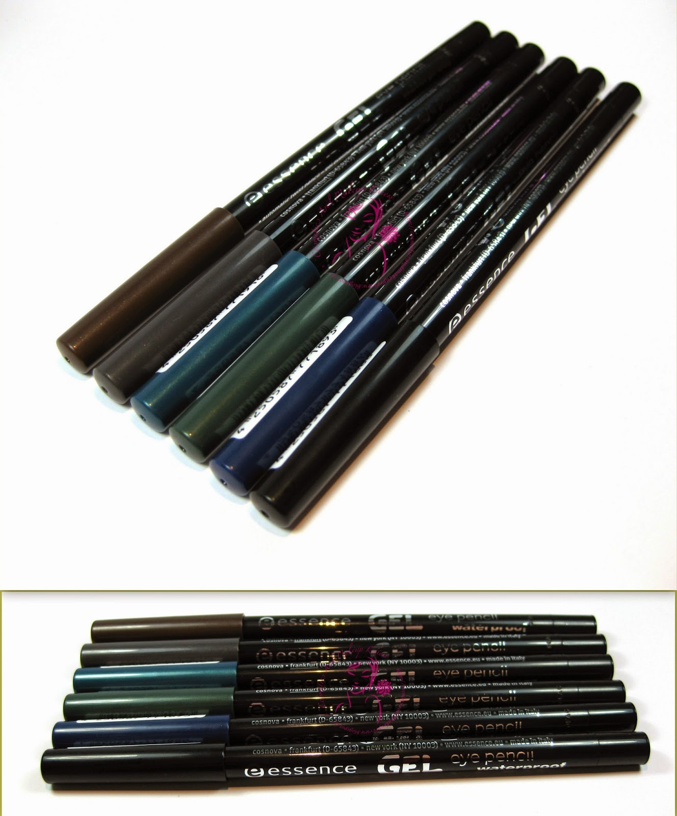 Essence - Gel Eye Pencil Waterproof - descrizione chiuse