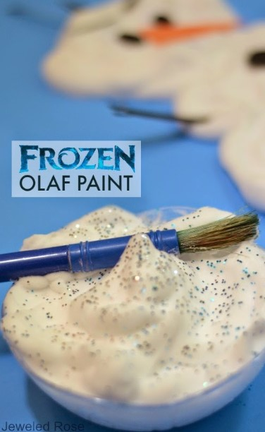 How To Make Frozen Crafts?