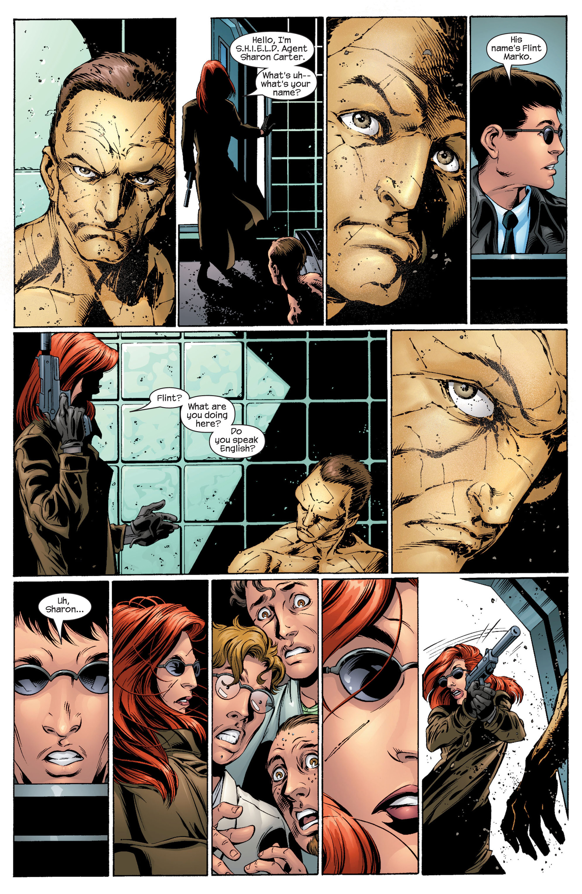 Read online Ultimate Spider-Man (2000) comic -  Issue #46 - 11