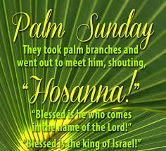 HD Palm Sunday Animated Gif  2018
