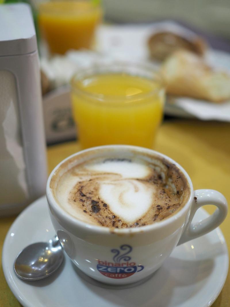 cappuccino rooma