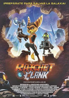 Ratchet y Clank La Película 2016