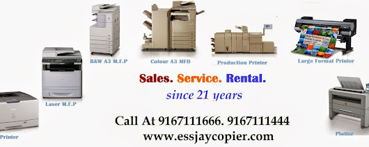 Photocopier, Office Printer Sales, Service, Rental
