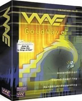 Free Software Mac Osx Pc Win Goldwave V5 65