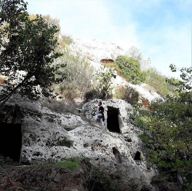 Insediamenti rupestri a Massafra
