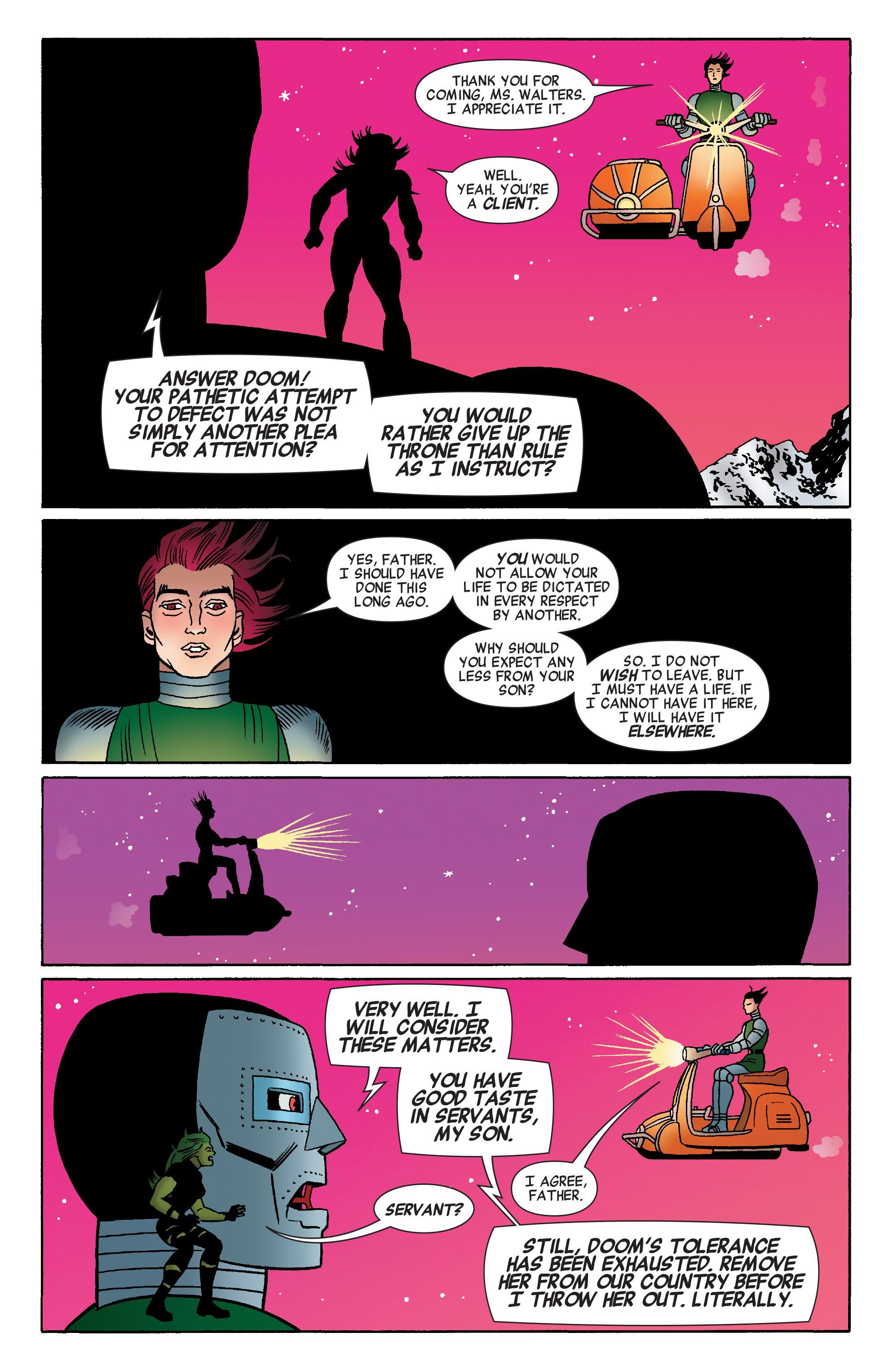 Read online She-Hulk (2014) comic -  Issue #4 - 15