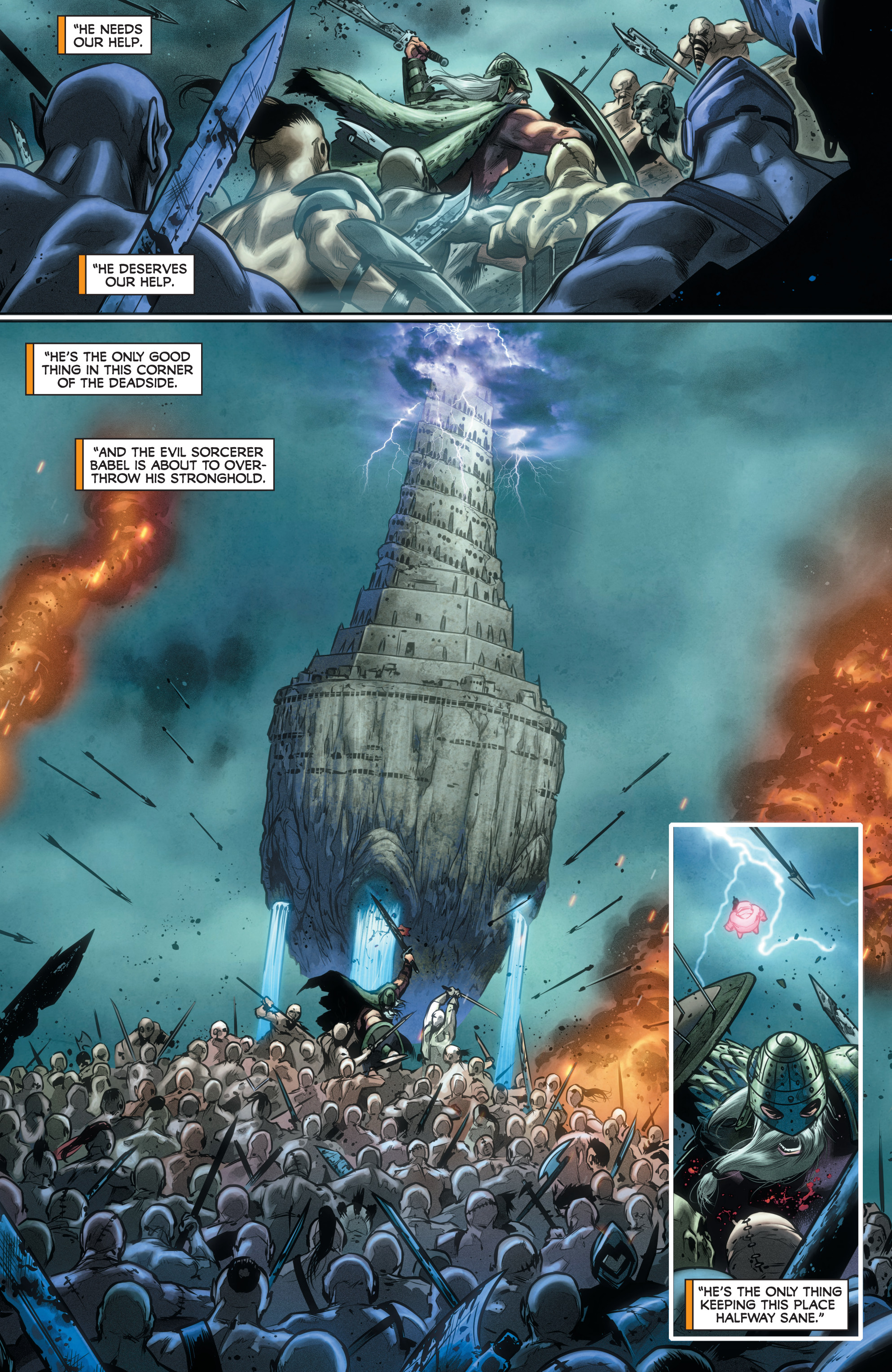 Read online Rapture comic -  Issue #2 - 4