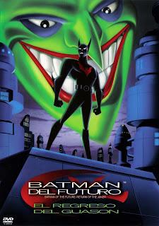 Comicrítico: Batman del futuro: El regreso del Joker