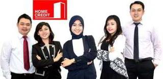 Lowongan Kerja Sales Agen PT Home Credit Indonesia