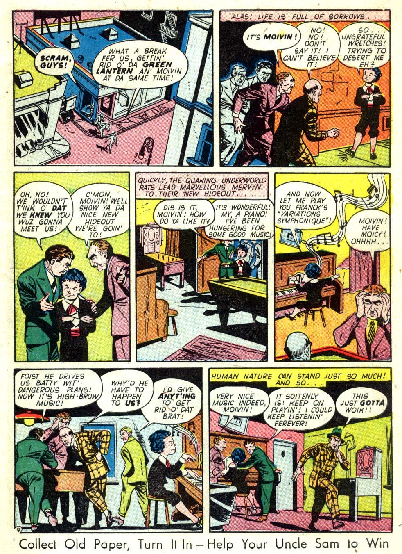 Read online All-American Comics (1939) comic -  Issue #58 - 10