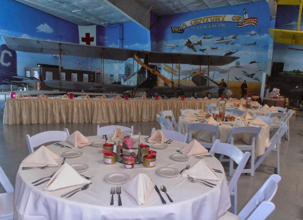 Fargo Air Museum Wedding Venues