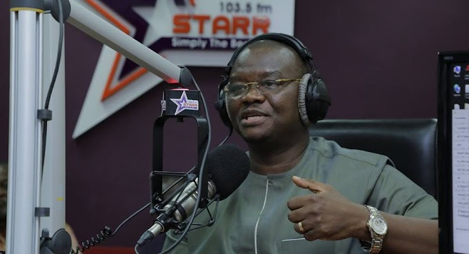 I want to be president – Sylvester Mensah