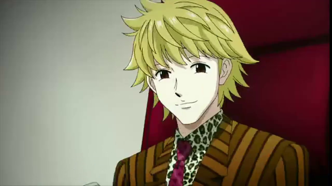 Pariston, Hunter x Hunter