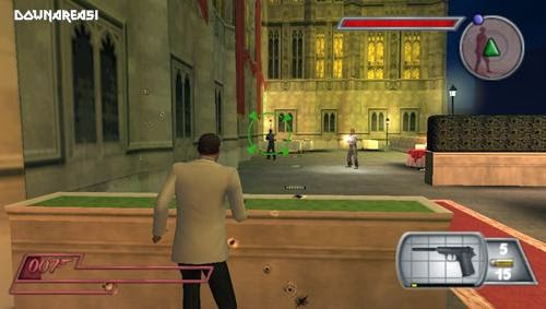James Bond 007 From Russia with Love Highly Compressed PPSSPP