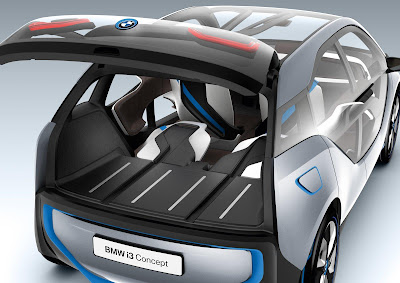 In4ride Sa Bound Bmw I3 Concept Detailed