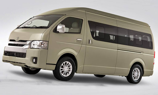 2019 Toyota HIACE LXV, Specs And Price In Philippines
