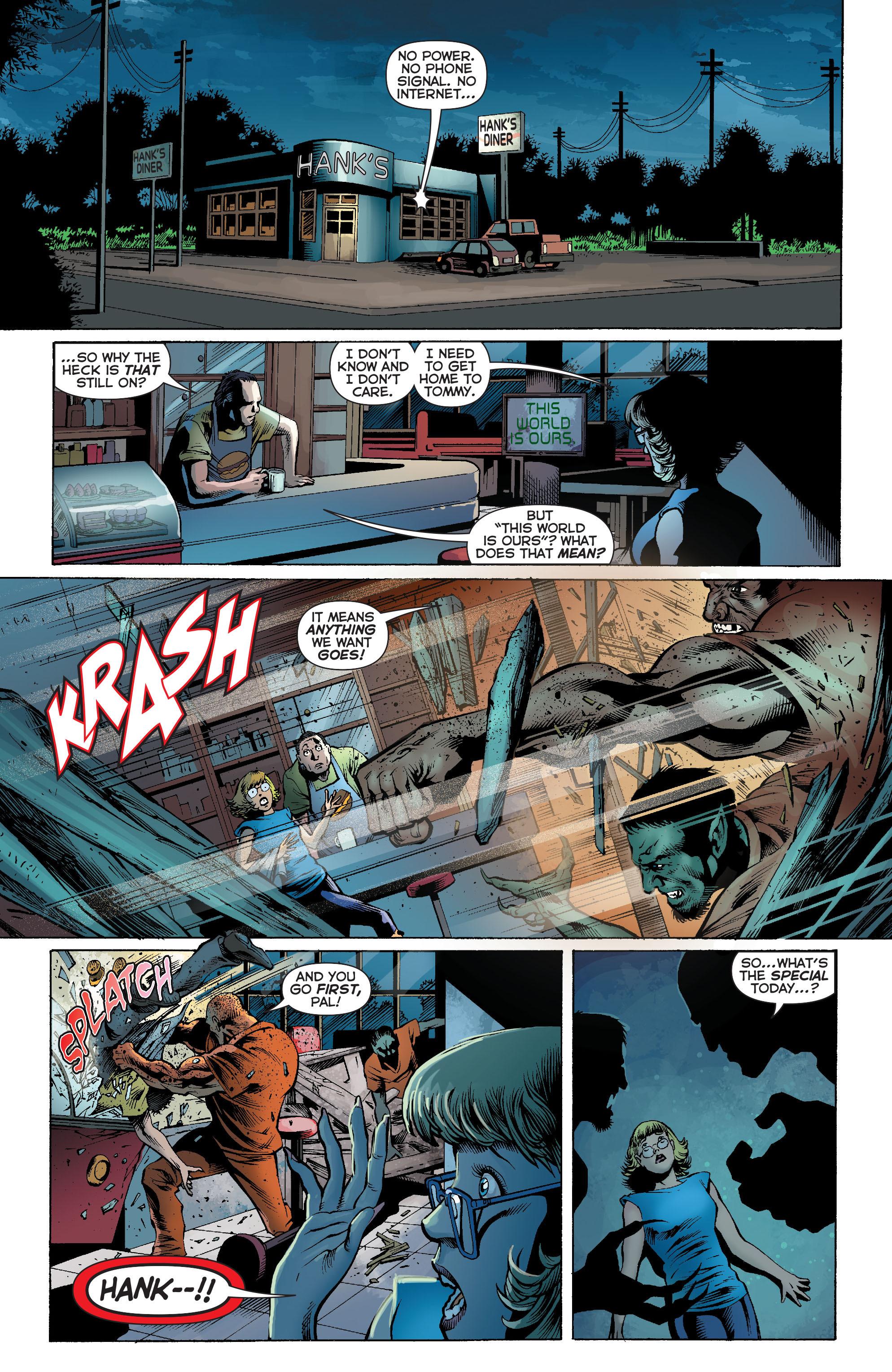 Read online Aquaman (2011) comic -  Issue #23.2 - 12