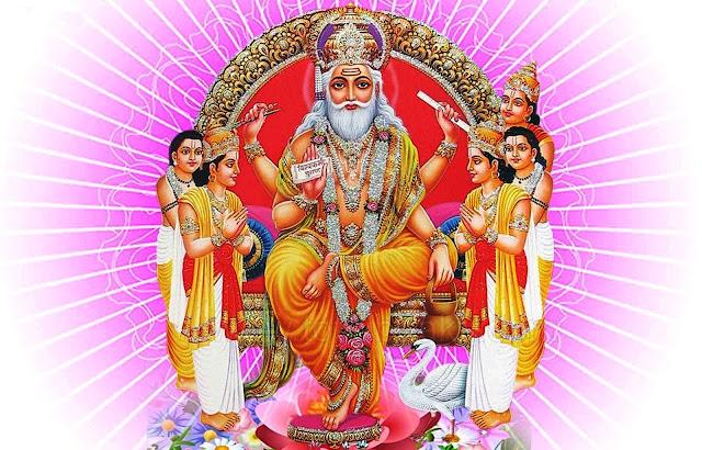 Best Lord Vishwakarma Puja  Wallpaper For Desktop