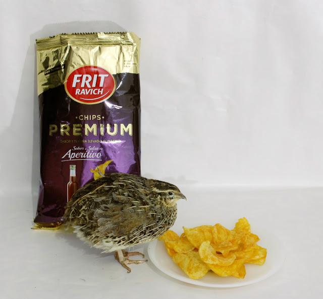 Patatas Chips Premium Frit Ravich