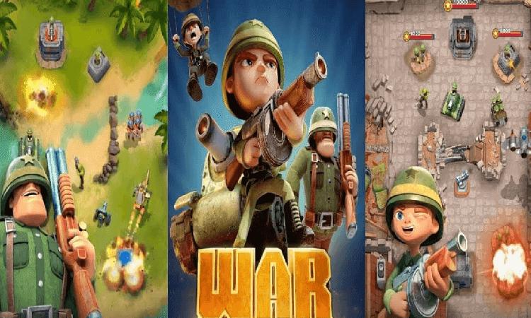 تحميل لعبة War Heroes الجديده