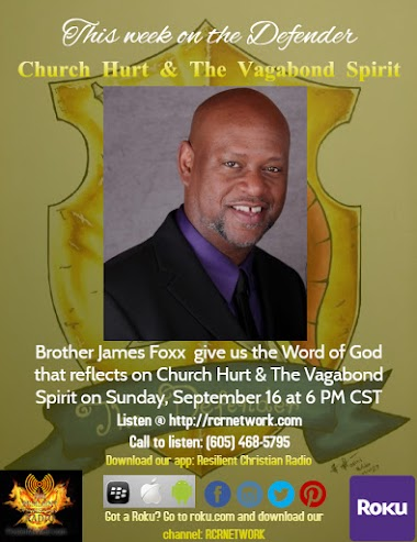 Church Hurt & The Vagabond Spirit