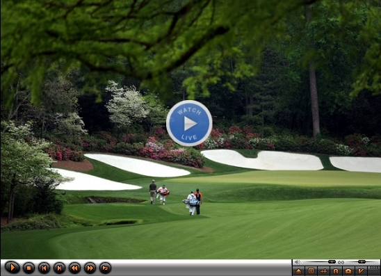 come on watch us masters live 2012 golf 76th final day augusta streaming online ddd hdtv. Black Bedroom Furniture Sets. Home Design Ideas
