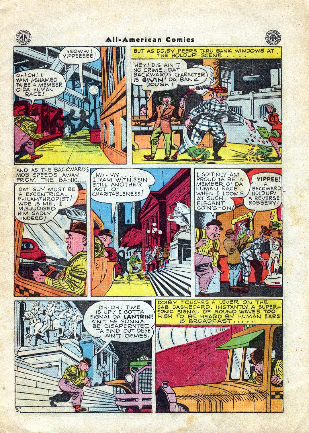 Read online All-American Comics (1939) comic -  Issue #69 - 8