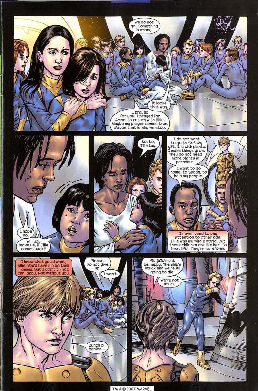 Read online Silver Surfer (2003) comic -  Issue #11 - 13