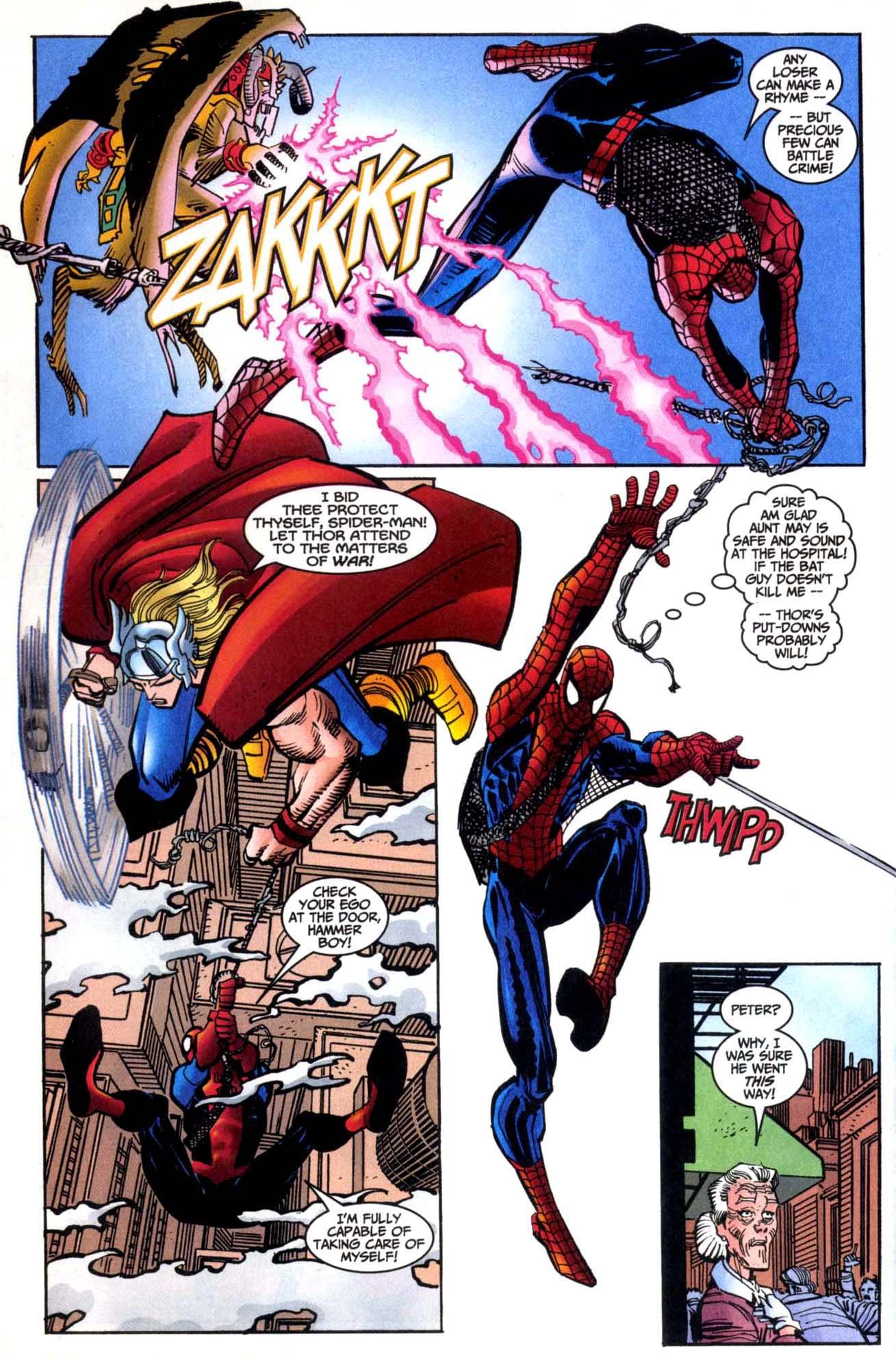 Thor (1998) Issue #8 #9 - English 19