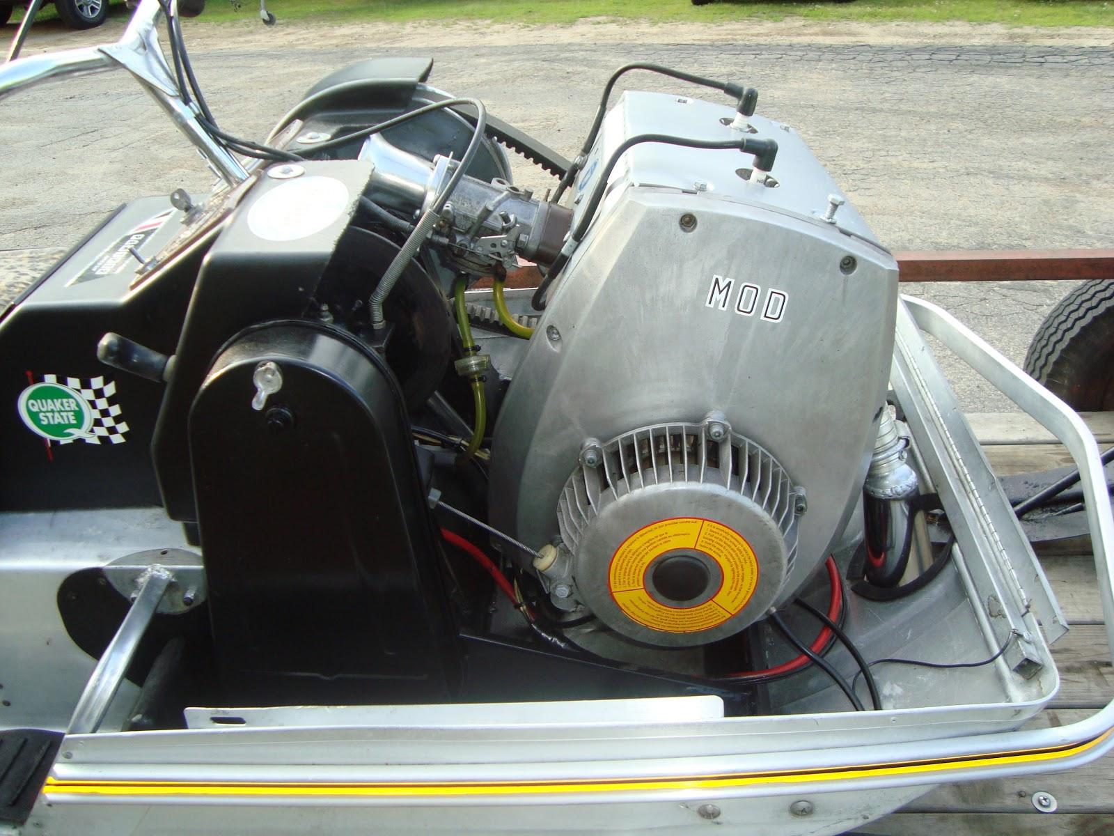 1970 Panther 634 Mod
