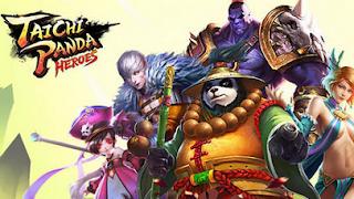 Screenshoot Game Taichi Panda Heroes v2.9 Apk Mod Terbaru For Android: