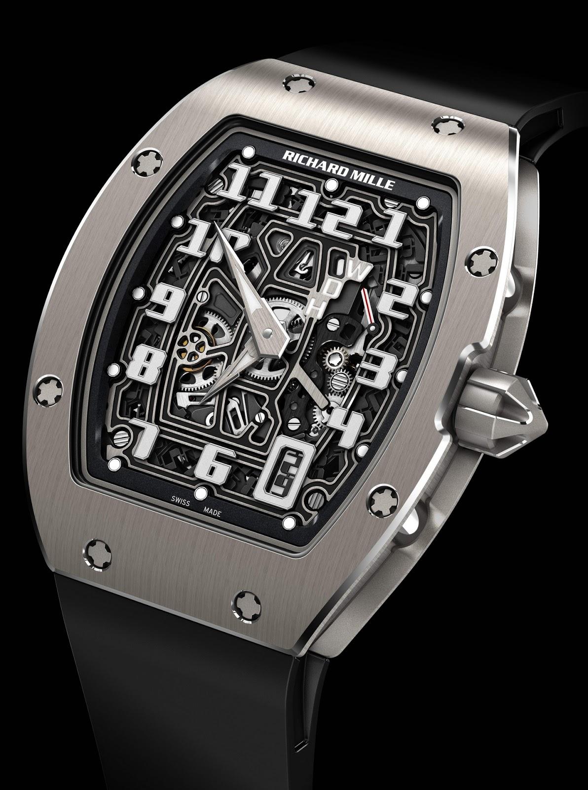 j 39 aime les montres la montre du jour richard mille rm 67 01 extraplate. Black Bedroom Furniture Sets. Home Design Ideas