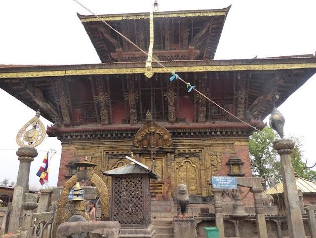 tempio di Changu Narayan
