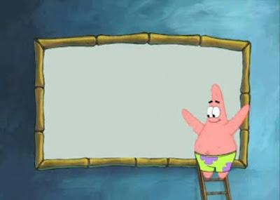 Kumpulan gambar Polosan Meme Spongebob - Gambar baliho kosong