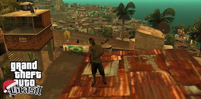 gta sa tc gta brasil mod brasileiro favela