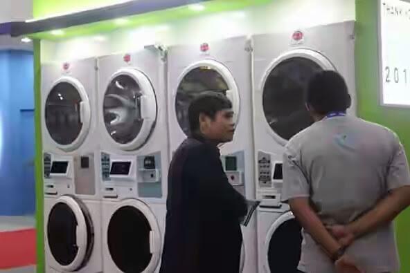 12963591_243584259327216_1076576704465490900_n Jual Mesin Laundry Stacking Koin | Paket Usaha Laundry Koin