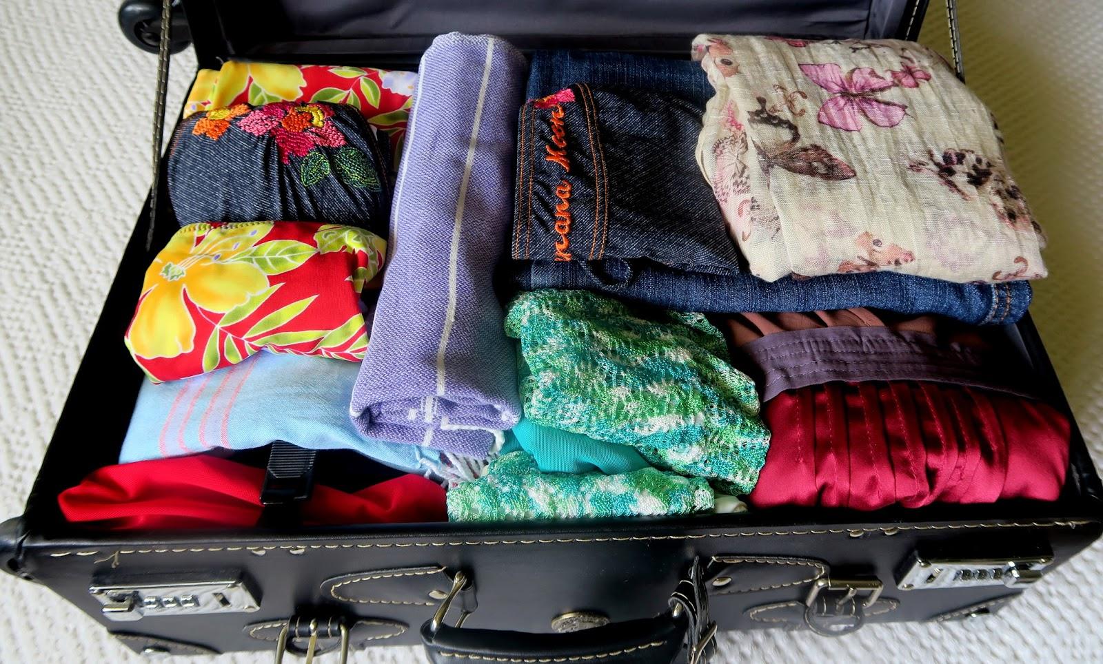 Kofferpacken aber richtig