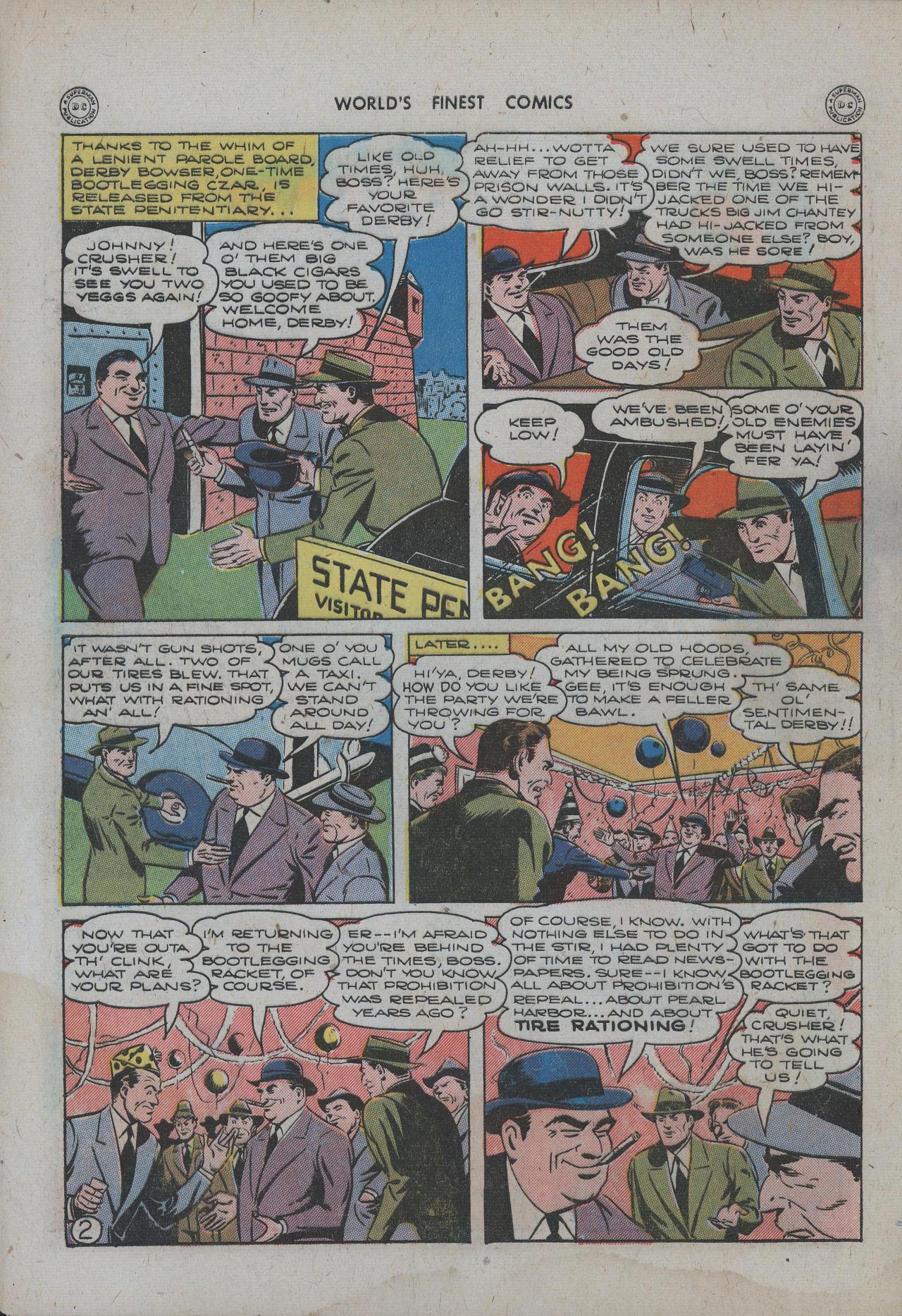 Read online World's Finest Comics comic -  Issue #15 - 5